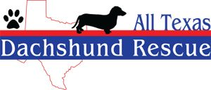 All Texas Dachshund Rescue is a group of dedicated volunteers whose primary goal is to rescue, rehabilitate and re-home neglected, abandoned, disabled and otherwise endangered Dachshunds throughout the state of Texas.