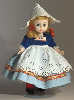 Madame Alexander Dolls - Dutch girl