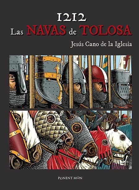 """Ficha de lectura de """"1212: Las Navas de Tolosa"""" de Jesús Cano, realizada por Eduardo Corrales."""