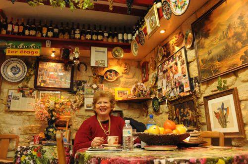 Chez Ramona - Paris (go to your spanish grand´ma - love it!)