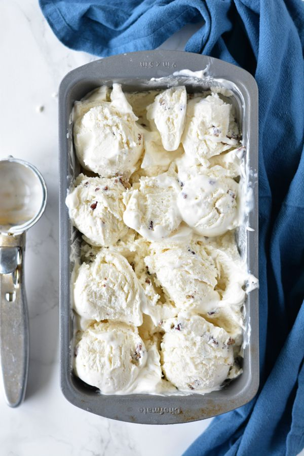 ... -Churn Butter Pecan Ice Cream | Recipe | Butter Pecan, Pecans and Ice
