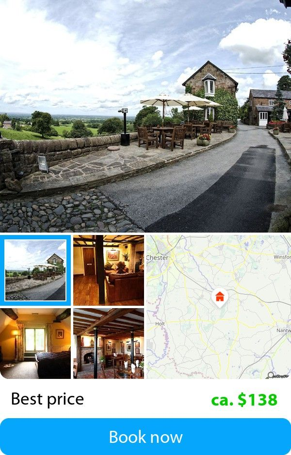 The Pheasant Inn (Tattenhall, United Kingdom) – Book this hotel at the cheapest price on sefibo.