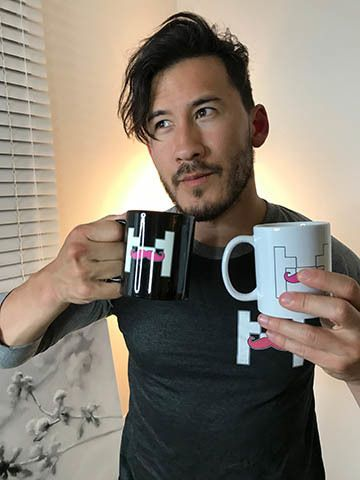 Official Markiplier Charity Tees and Mug | Represent