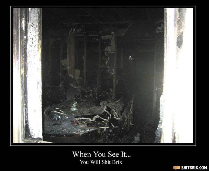 Burned Basement