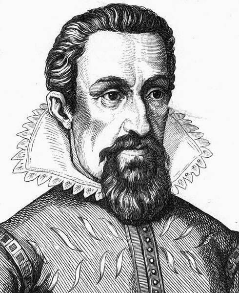 Johannes Kepler (1571-1630). Discovered that the orbits of planets are elliptical and that the closer they are to the sun the faster they move)