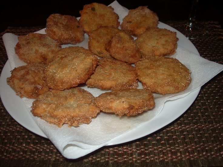 World's Best Recipe for Fried Green Tomatoes - Dinner tonight, thanks to the Holly Grove Market!!