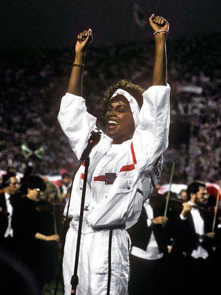 AMERICA'S SWEETHEART photo | Whitney Houston