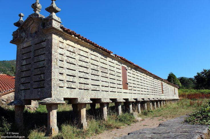HÓRREO EXTRAORDINARIO, Carnota, A Coruña, Galicia, Spain
