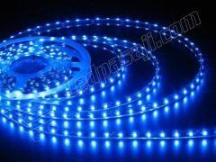 Şerit Led 3528 (Tek Çipli) Mavi İç Mekan 5 Metre