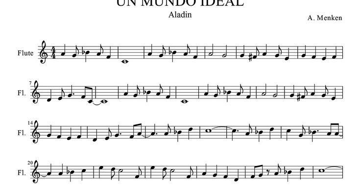 Continuamos con las partituras de disney para los alumnos de 2º de ESO, que tocaremos en el concierto del día del centro. ...