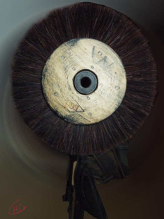 Old Ancient Shoemaker Brush.Photography Colette H. Guggenheim
