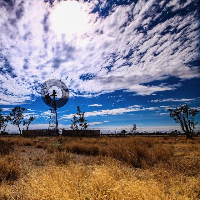 A picture perfect day at Camooweal captured by @manta_photography #thisisqueensland