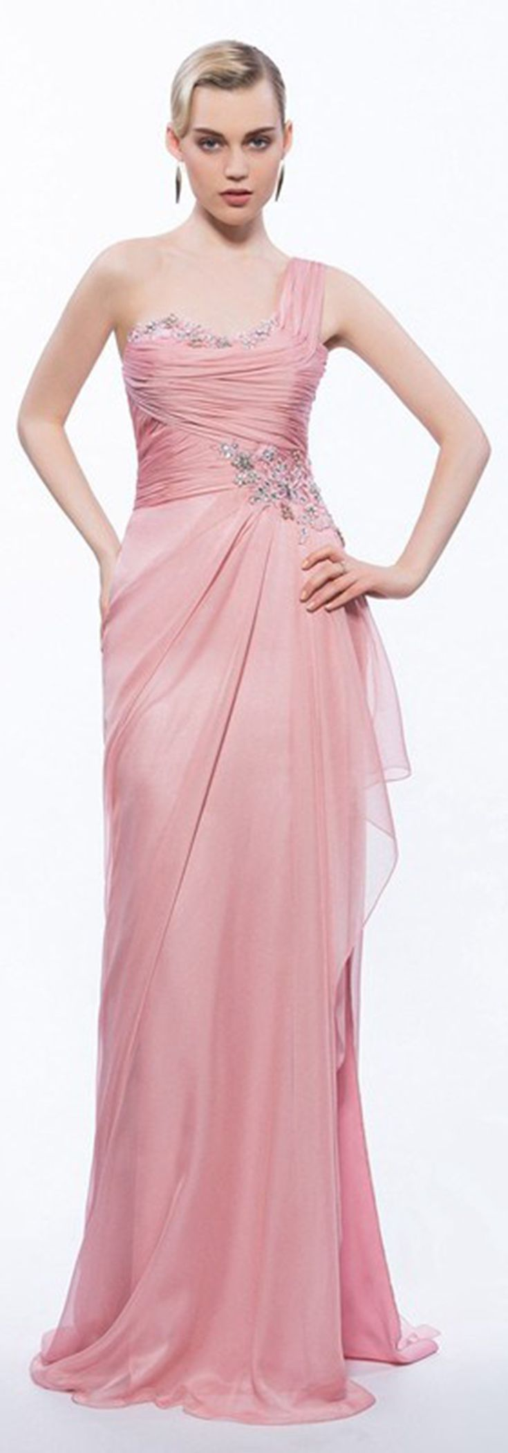 Mejores 80 imágenes de Pink Prom Dresses en Pinterest   Vestidos de ...