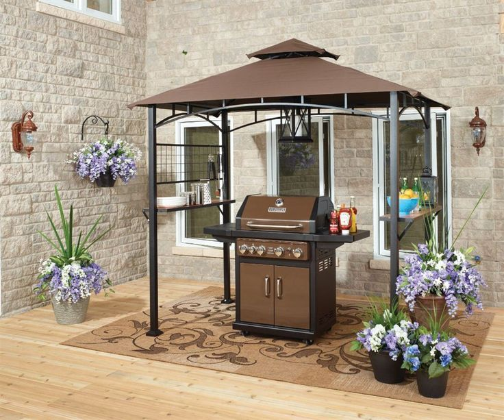 Shop Unbranded Sunjoy BBQ Gazebo at Lowe's Canada. Find our selection of gazebos at the lowest price guaranteed with price match + 10% off.