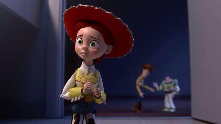 """.Jessie la Vaquera en nueva imagen del corto """"Toy Story Of Terror"""""""