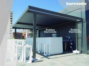 Pergolas barcelona aluminio Torrente exteriores
