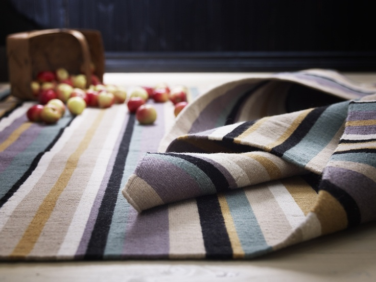 RANDLEV rug, made of pure new wool, with the same pattern on both sides - new from IKEA in February.