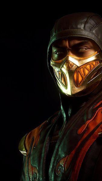 Scorpion, Mortal Kombat 11, 4K,3840x2160, Wallpaper