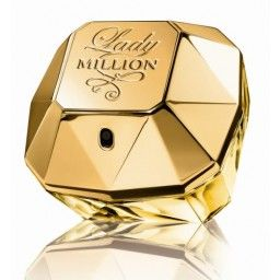 Paco Rabanne Lady Million 80ml eau de parfum spray  Mmmmmm love this one!!