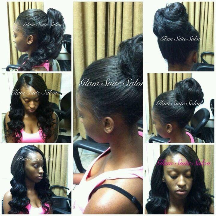 Magnificent 1000 Ideas About Versatile Sew In On Pinterest Hair Weaves Short Hairstyles Gunalazisus
