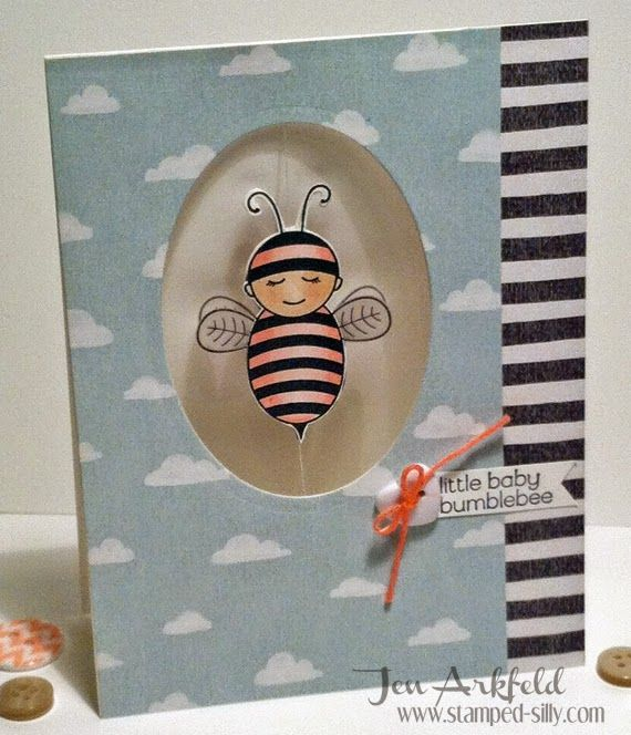 Stamped Silly: Creation Station: Babies!