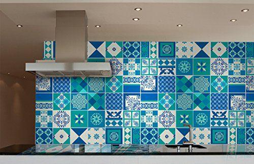 1000 idee su piastrelle da cucina su pinterest for Piastrelle cucina blu