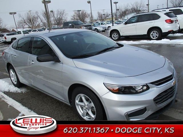 2017 Chevrolet Malibu Ls W 1ls Miles 13 012 Sale Price 17 495 This Vehicle Is Lewis Certified 2 Yr 100k Mile W Dodge City Toyota Rav4 Suv Used Car Dealer