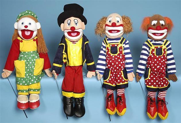 Παιδική Σκηνή Ονειροβάτες   Κουκλοθέατρο στις πρώτες μέρες του σχολείου.