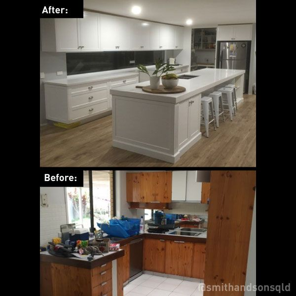 Kitchen Renovation North Brisbane: 17 Best Images About Before & After Renovations On