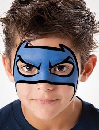10 Fabulous Face Painting Ideas with Easy Steps - New Kids Center