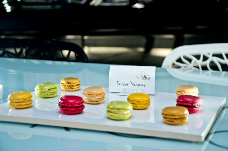 Order Parisian Macarons online and get them delivered to your home. #BigChef #Events #Catering #PartyFood #desserts #bigchefonline #sweet