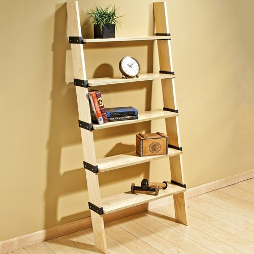 build a horizontal bookcase 2