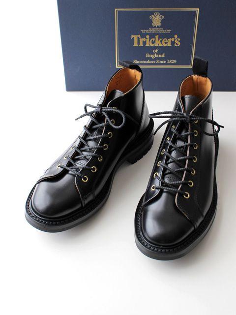 Tricker's トリッカーズ Monkey Boots モンキーブーツ M6077 | STRATO BLOG