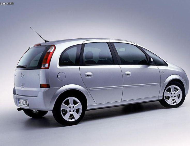 Opel Meriva A model - http://autotras.com