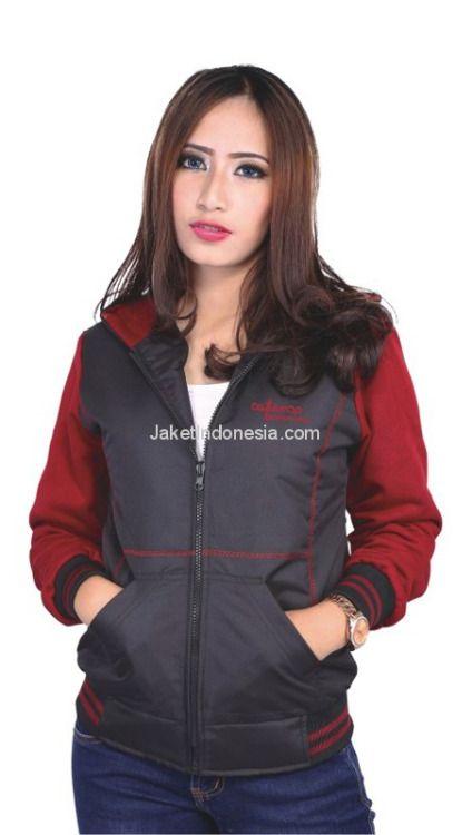 Jaket wanita CSE 035 adalah jaket wanita yang nyaman untuk...