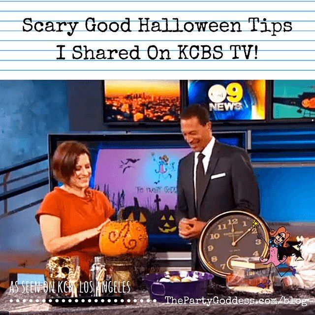 Hosting a last-minute fright fest? Click the link in our profile for tips that step up your scare factor! #eventprofs
