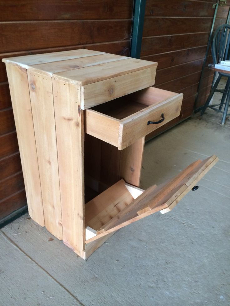25 Best Ideas About Dog Food Bin On Pinterest Rustic