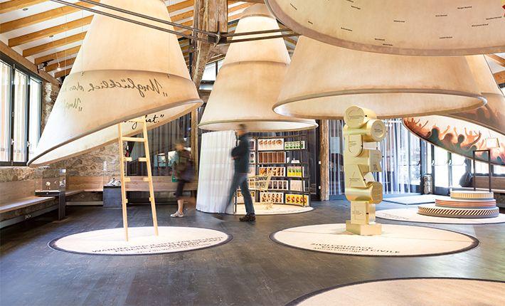 Helden & Wir | Dauerausstellung im MuseumPasseier | Gruppe Gut Gestaltung OHG