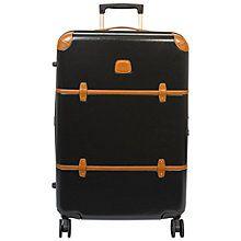 Buy Bric's Bellagio 4-Wheel Large Suitcase Online at johnlewis.com