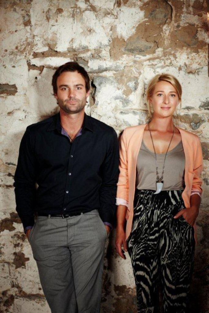 Offspring - Matt Le Nevez and Asher Keddie