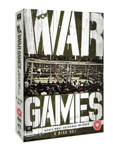 WWE: War Games - WCW's Most Notorious Matches [DVD] DVD ~ Ric Flair, http://www.amazon.co.uk/dp/B00CEB745W/ref=cm_sw_r_pi_dp_K.IOtb0M7BTXQ