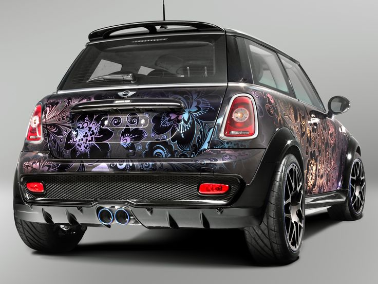 TopCar Mini Cooper S Bully Moscow (R56) '2010