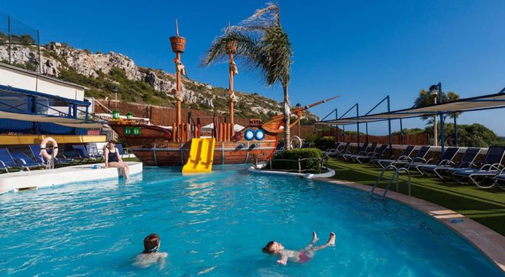 Hotel para niños en Menorca