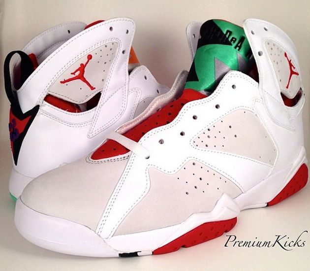 "Air Jordan 7 Retro ""Hare"" Rumored to Re-Release in 2014"