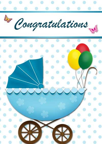 13 best images about free printable baby cards on