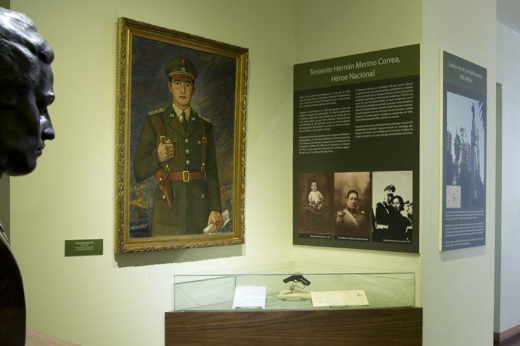 Sala Teniente Hernán Merino Correa