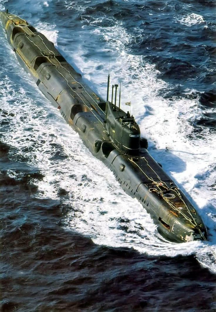 """Echo-class nuclear submarine - Can you hear the singing inside?...hi-ho, hi-ho, it's to find daesh we go! (Yes you goat herders heard me right. You are daesh! And """"you like to milk goats, even the male ones, even the male ones, even the male ones!""""...Guess our guys heard a little tune from the Kurds lately & are singing that one, too.)---hahaha (I: P]=[*><]===] & Kurds are KOOL"""