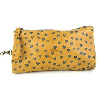 EZPZ lille taske/penalhus - hjerter