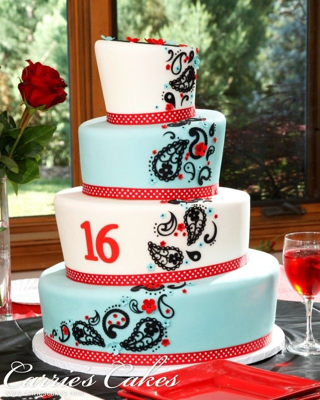 96 Best Images About 16th Birthday Party On Pinterest