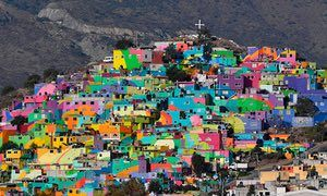 The Guardian's picture editors bring you a selection of photo highlights from around the world, including vivid colours in Mexico and a lesson from the Dalai Lama